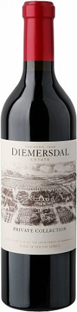 Diemersdal, Private Collection, Diemersdal Wines, red dry, 2014